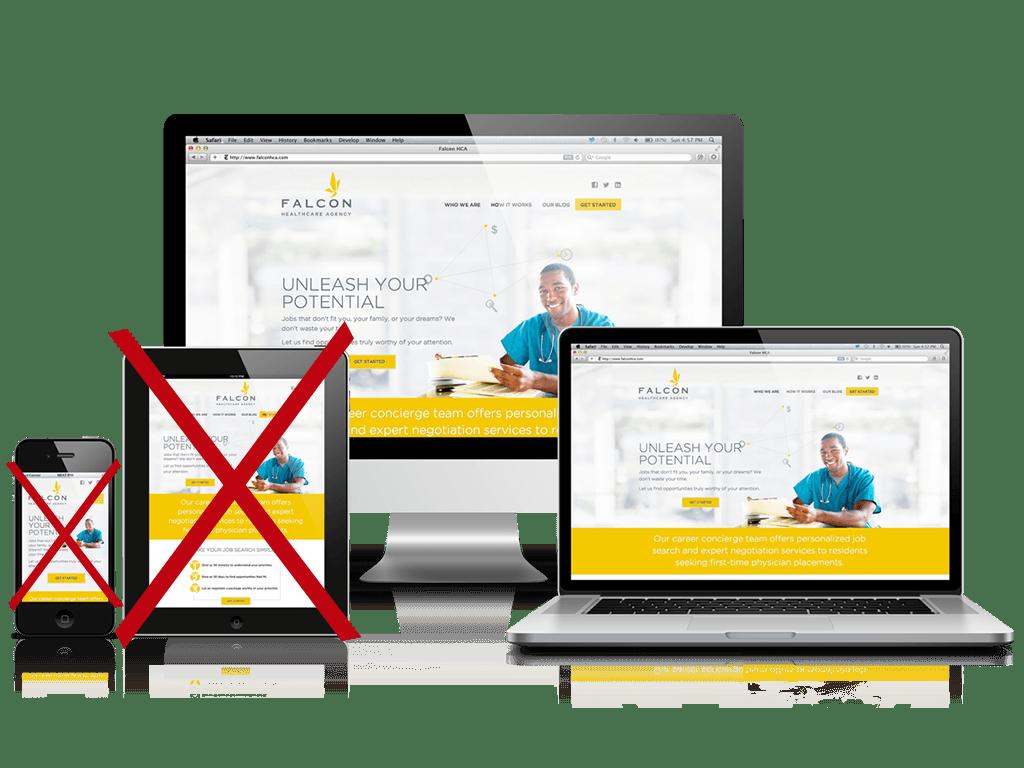 Renueva tu página web o tienda online.