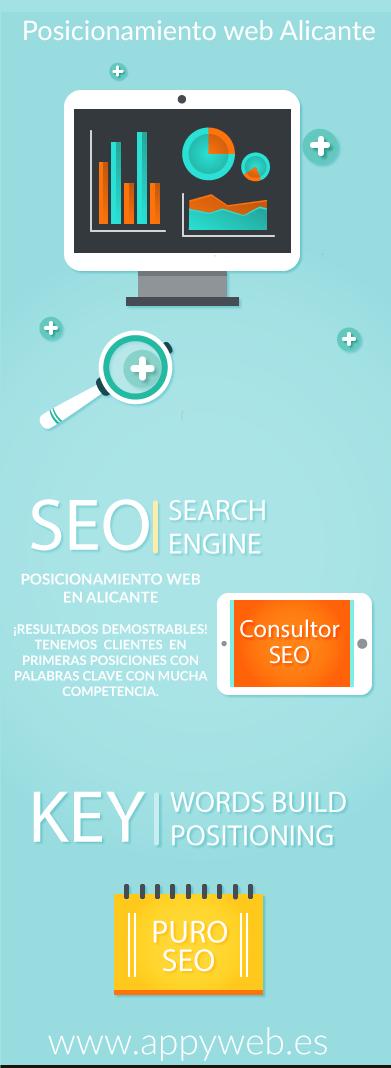 Agencia SEO en Alicante, expertos del posicionamiento web.