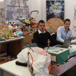 Campaña recogida solidaria de juguetes