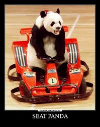 Conductor panda