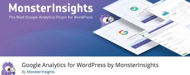 Google Analytics for Worpress