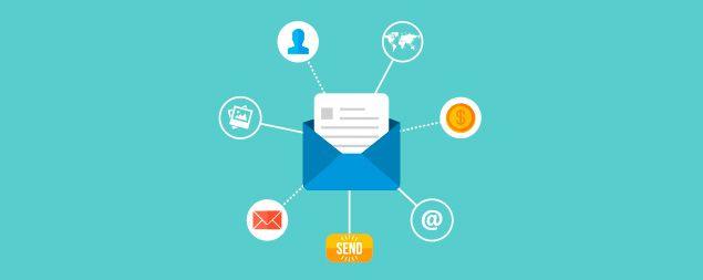 Preparar con cuidado cada email, su contenido y diseño