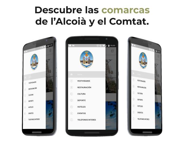 Aplicación Mancomunidad de Municipios Alcoia i Comtat