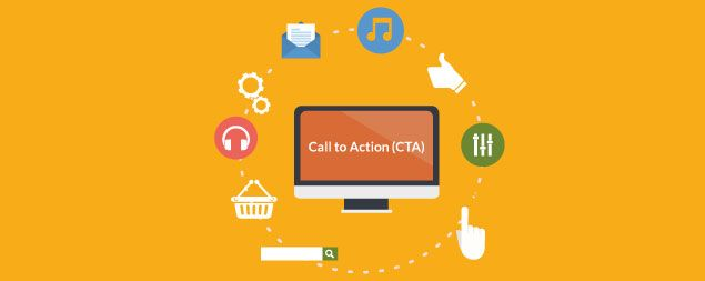 No utilizar Call to Action (CTA) en los textos