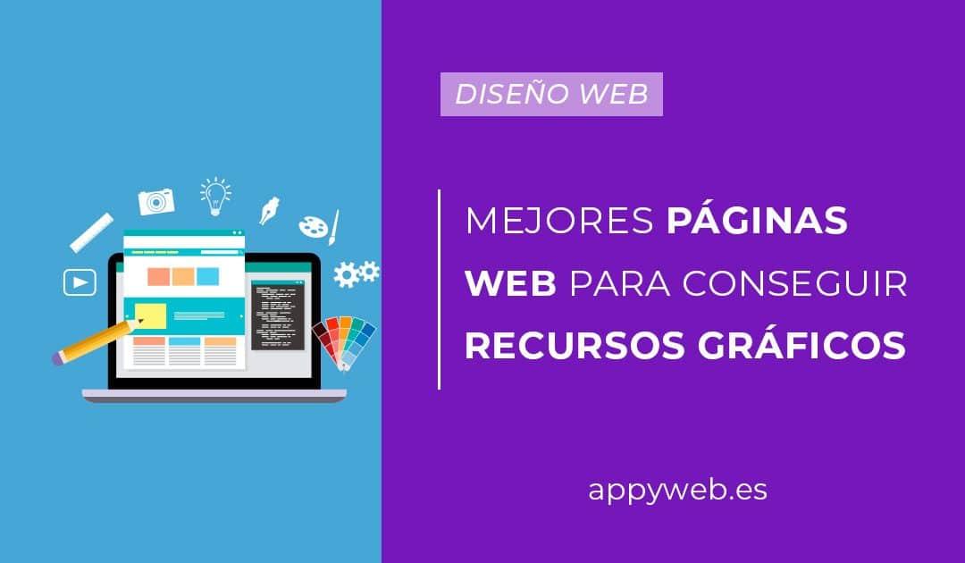 Las mejores páginas web para conseguir recursos gráficos