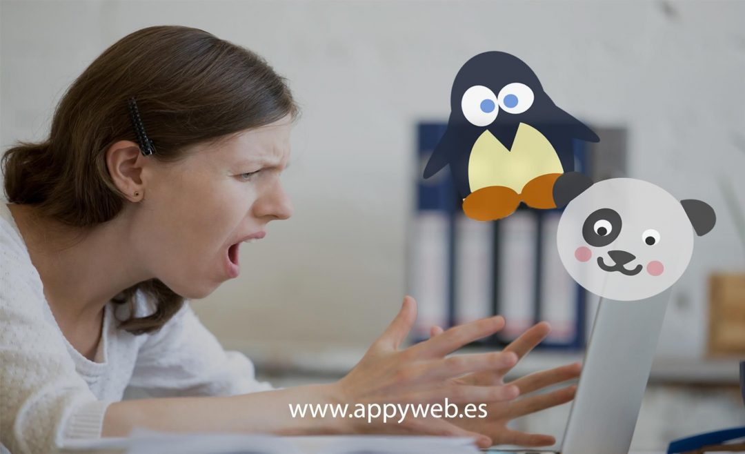 Las penalizaciones de Panda y Penguin tienen solución, solo debe ser cuidadoso y paciente.