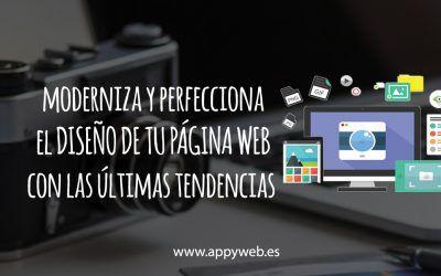 Los estilos y tendencias más actuales y eficaces del Diseño Web