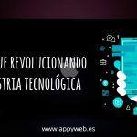 Apple sigue revolucionando la industria tecnológica