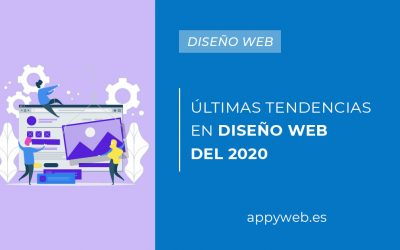 Últimas tendencias en diseño web