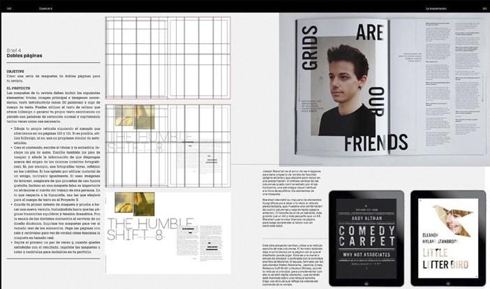 diseño editorial ejemplo