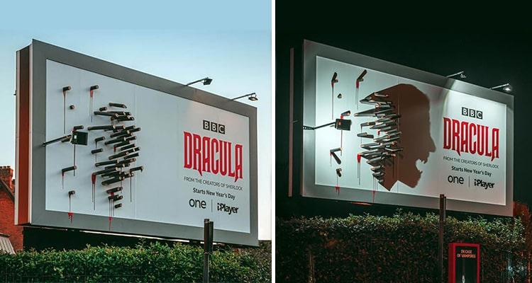 diseño publicitario ejemplo netflix